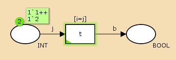 Binding variable in a guard