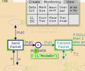 Create a monitor