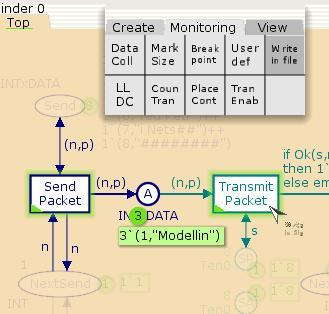 Create monitor
