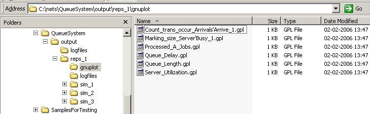 gnuplot scripts