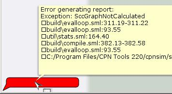 Error if SCC graph has not been calculated