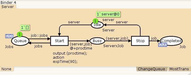 Server page